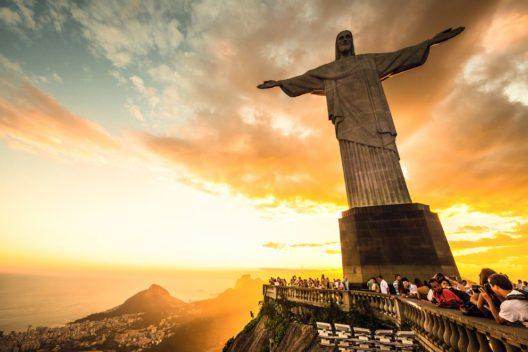 Die Tour führt zur berühmten Christusstatue. (Bild: Ksenia Ragozina - shutterstock)