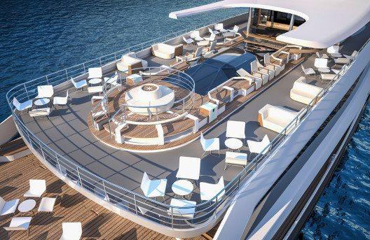 Während zehn Tagen kann das Schiff für die exklusive Fahrt ersteigert werden.