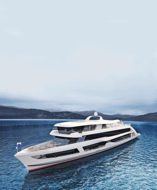 Das Interesse am neuen Schiff MS 2017 ist gross.