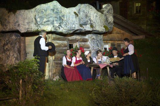 Montafoner Sagenfestspiele (Bild: Montafon Tourismus GmbH, Schruns - Patrick Säly)