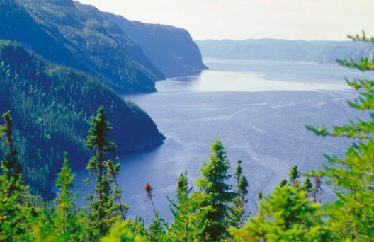 Saguenay Fjord Quebec (Bild: Linda Turgeon)