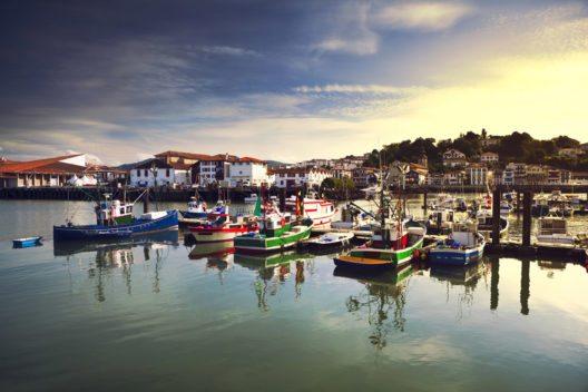 Saint-Jean-de-Luz (Bild: ivan bastien – Shutterstock.com)