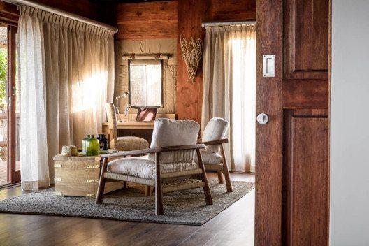 Sanctuary Chief's Camp, Lounge (Bild: © Sanctuary Retreats)