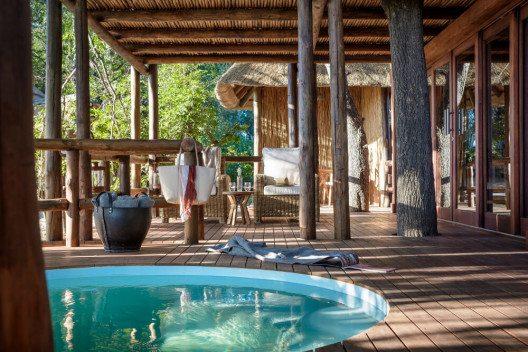 Sanctuary Chief's Camp, Pool (Bild: © Sanctuary Retreats)