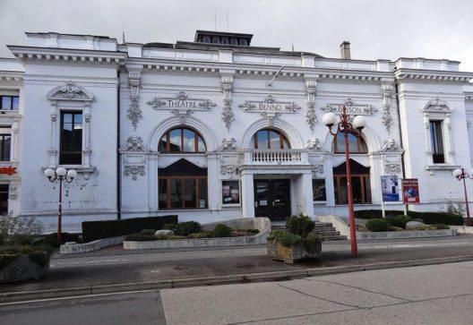 Théâtre Benno Besson (Bild: Σπάρτακος, Wikimedia, CC)