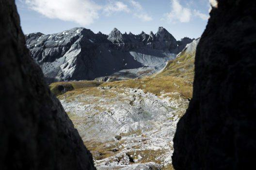 In der Ferienregion Flims gibt es unzählige aussergewöhnliche geologische Phänomene. (Bild: Flims / Gaudenz Danuser)