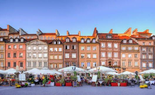 Die UNESCO hat die Warschauer Altstadt 1980 zum Weltkulturerbe erklärt. (Bild: Preferred Hotels & Resorts)