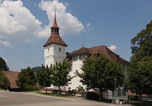 Landvogteischloss in Willisau (Bild: Roland Zumbuehl, Wikimedia, CC)