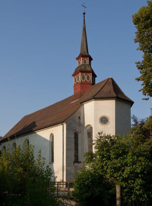 Wallfahrtskapelle Heilig-Blut Kapelle in Willisau (Bild: Roland Zumbuehl, Wikimedia,CC)