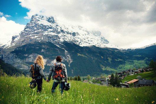 Der grösste Schatz von Grindelwald ist die atemberaubende Umgebung und eine einzigartige Natur. (Bild: Max Smolyar – Shutterstock.com)