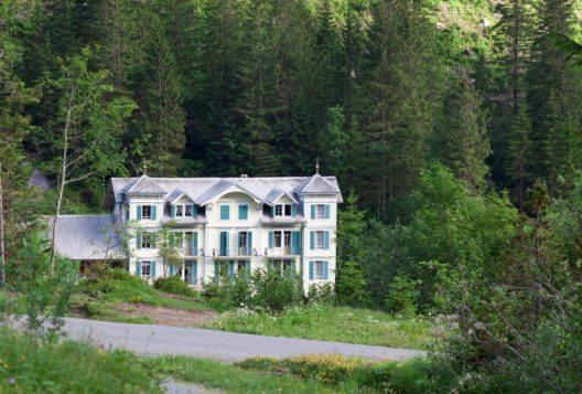 Historisches Hotel Rosenlaui (Bild: Migel – Shutterstock.com)