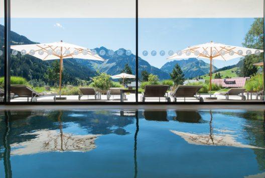 Das Travel Charme Ifen Hotel (Bild: Hotel Travel Charme Ifen)