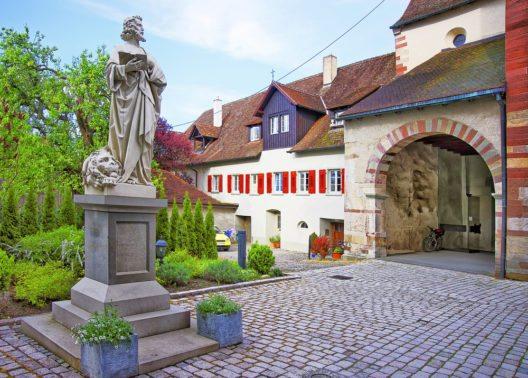 Kloster Reichenau (Bild: © Roman Babakin - shutterstock.com)
