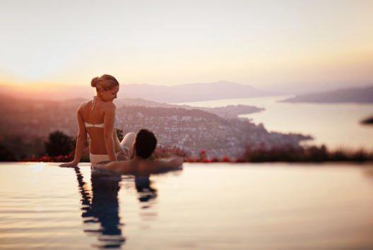 Das Panorama Resort & Spa Feusisberg (Bild: Panorama Resort und Spa Feusisberg)
