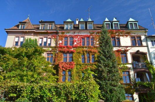 Die Altstadt von Rheinfelden ist sehr sehenswert. (Bild: © lucarista - shutterstock.com)