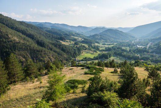 Die Umgebung des Sarganserlandes (Bild: Fotokon – Shutterstock.com)