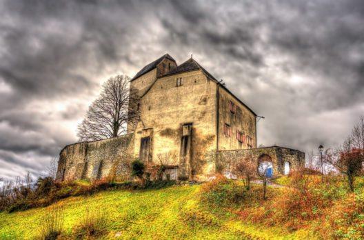 Schloss Sargans (Bild: Leonid Andronov – Shutterstock.com)