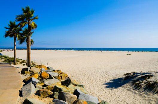 Strand in San Diego (Bild: Andrew Zarivny – Shutterstock.com)