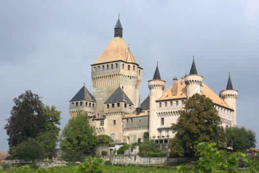 Vufflens-le-Château (Bild: mary416 – Shutterstock.com)