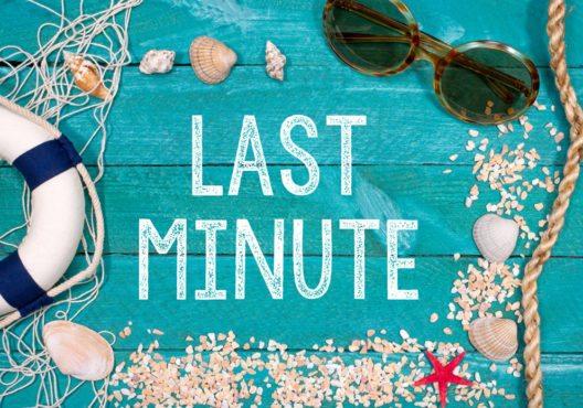 Das Konzept der Last Minute Reisen ist schon viele Jahre alt. (Bild: docstockmedia – Shutterstock.com)
