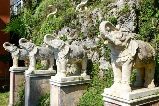Park Scherrer – eine aussergewöhnliche Gartenanlage. (Bild: Stefano Ember – Shutterstock.com)