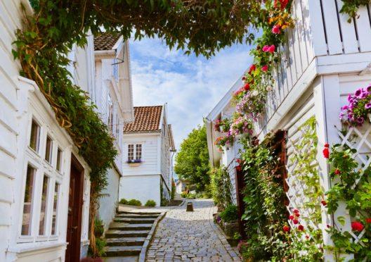 Die viertgrösste Stadt Norwegens zeichnet sich vor allem durch die vielfältige Natur aus. (Bild: © Tatiana Popova - shutterstock.com)