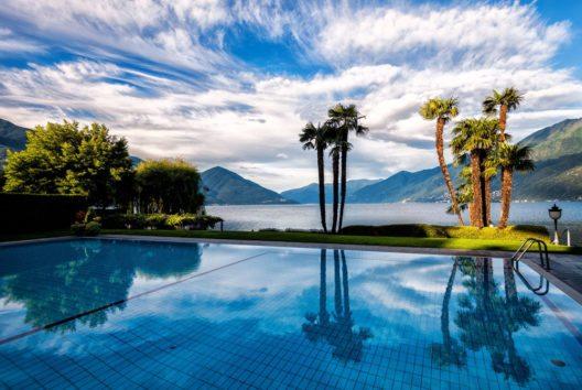 Das Eden Roc in Ascona (Bild: Superior Hotel Eden Roc)