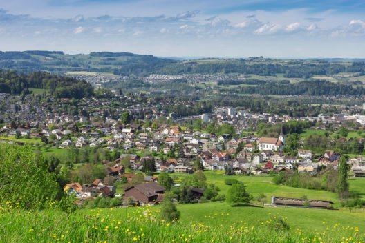 Den besonderen Reiz von Wil für Besucher macht seine Altstadt aus, die als die am besten erhaltene in der ganzen Ostschweiz gilt. (Bild: © Brilliant Eye - shutterstock.com)