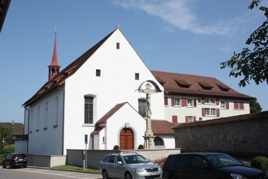 Museum der Schweizer Kapuziner (Bild: WES1947, Wikimedia, CC)