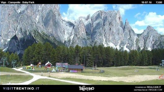 Vigo di Fassa - Catinaccio (Bild: © Dolomiti SuperSummer)