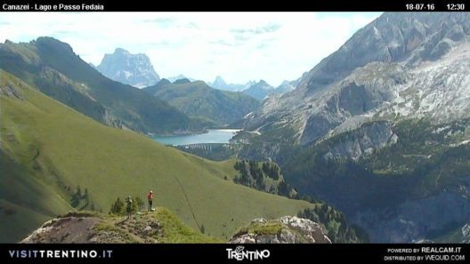 Passo Fedaia - Marmolada (Bild: © Dolomiti SuperSummer)