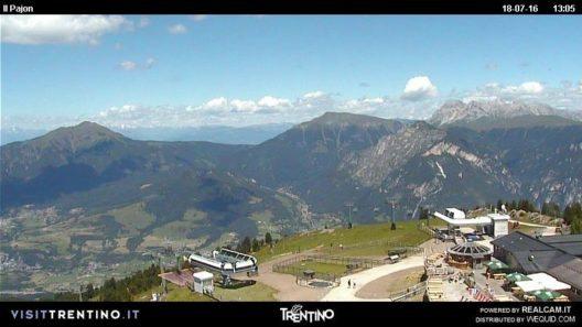 Alpe Cermis - Paion (Bild: © Dolomiti SuperSummer)