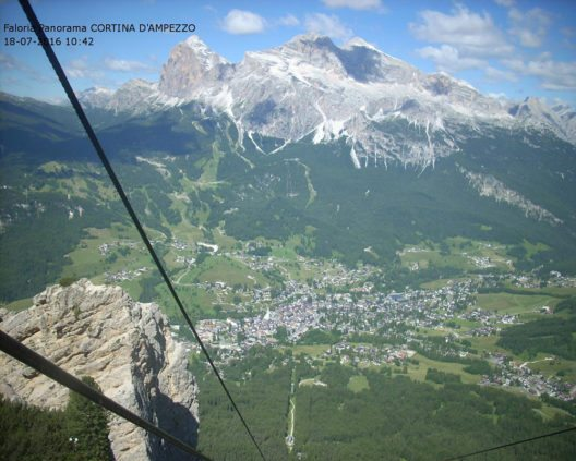 Cortina d'Ampezzo (Bild: © Dolomiti SuperSummer)