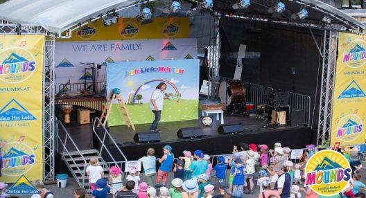 """Mit """"Mounds"""" wurde Serfaus-Fiss-Ladis durch ein grosses Musikfestival bereichert. (Bild: Tourismusverband Serfaus-Fiss-Ladis)"""