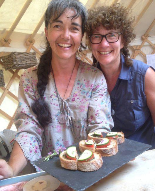 Betreiberinnen Pirmina und Sabina (Bild: Pirmina Caminada)