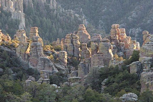 Chiricahua National Monument (Bild: © Arizona Office of Tourism)
