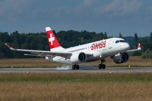 Für die C-Series werden rund 350 Piloten benötigt. (Bild: © SWISS)