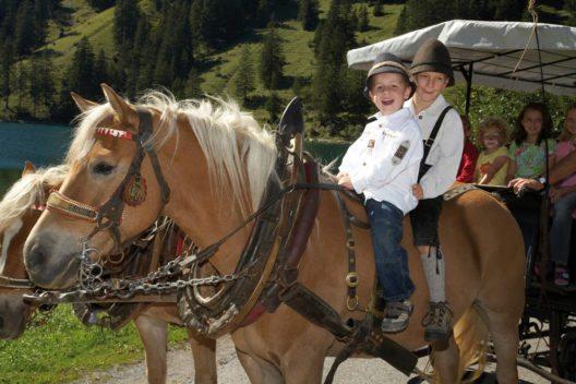 Familienurlaub im Tannheimer Tal (Bild: Tourismusverband Tannheimer Tal)