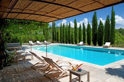 Ferienhaus in der Provence (Bild: © traum-ferienwohnungen.de)