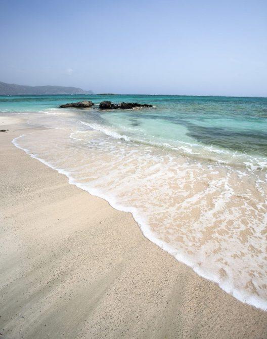 Einer von vielen schönen Stränden in Griechenland (Bild: © TUI AG)