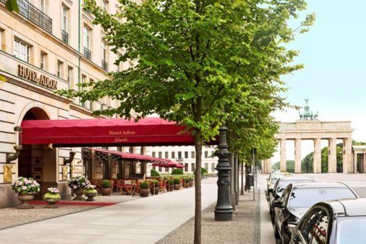 Das Adlon in Berlin (Bild: Hotel Adlon Kempinski)