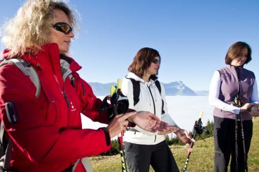 """""""Eine Woche für mich – Frauenpower mit Zuckerl"""" (Bild: © Markt Garmisch-Partenkirchen)"""