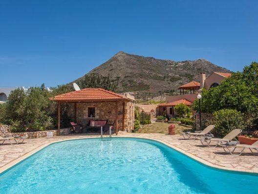 Steinvilla auf der Insel Kreta (Bild: © Tripping.com Partner Network)