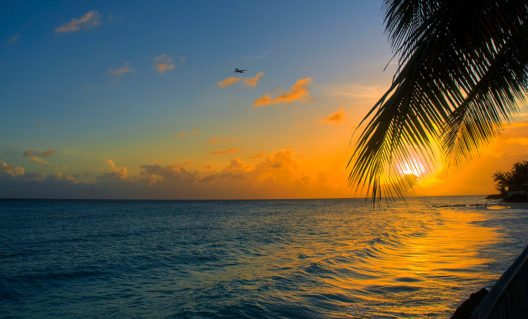 Sonnenuntergang Barbados (Bild: © Berit - Wikimedia, Creative Commons Attribution 2.0 Generic)