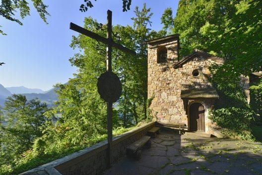 Nothburgakapelle(Bild: © Silberregion Karwendel)