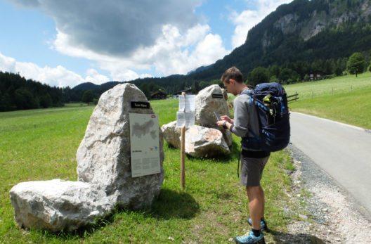 Der Adlerweg ist der bekannteste Weitwanderweg Tirols. (Tirol Werbung / Manuela Mörtenbäck)