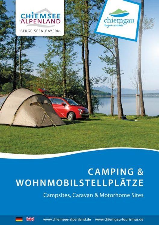 Campingbroschüre 2016 (Bild: © Chiemsee-Alpenland Tourismus)