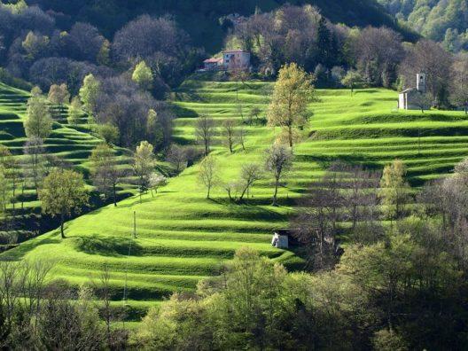 Das wilde Valle di Muggio