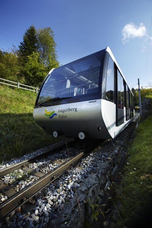 Vom 18. bis 29. Juli findet bei der Zugerberg Bahn die jährliche technische Revision statt.