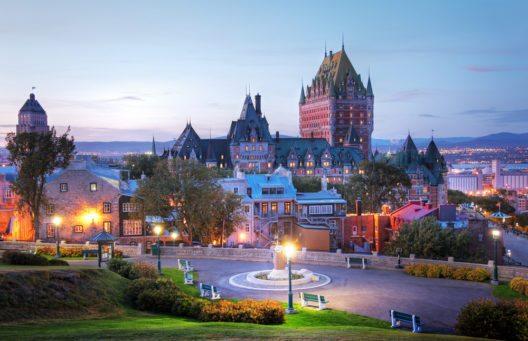 Quebec City (Bild: © almanino - shutterstock.com)